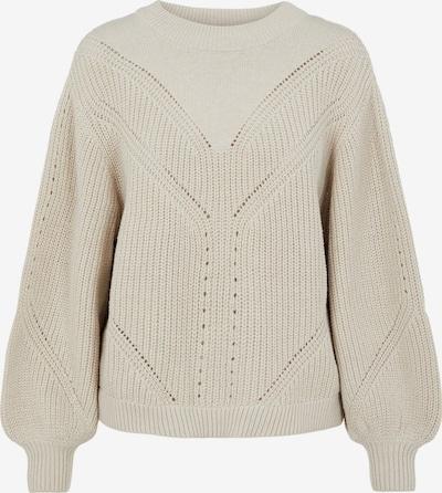 OBJECT Pullover 'Halsey' in hellgrau, Produktansicht