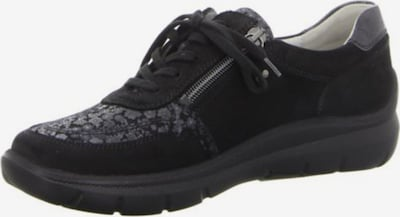 WALDLÄUFER Lace-Up Shoes in Grey / Black, Item view