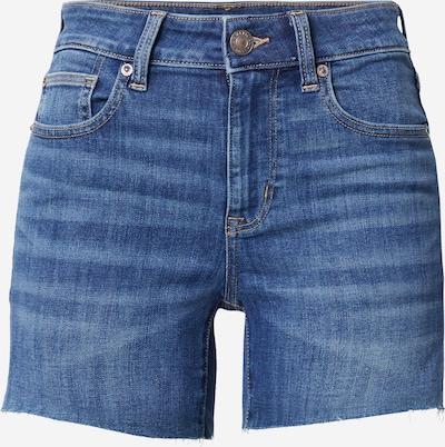 Jeans American Eagle pe albastru denim, Vizualizare produs
