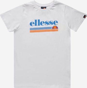 T-Shirt 'Fantucci' ELLESSE en blanc