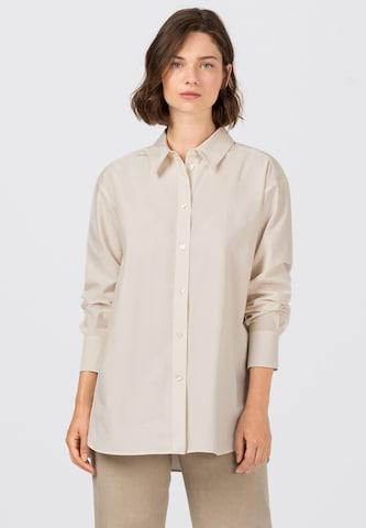HALLHUBER Bluse in Beige