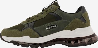 BJÖRN BORG Sneaker in oliv, Produktansicht