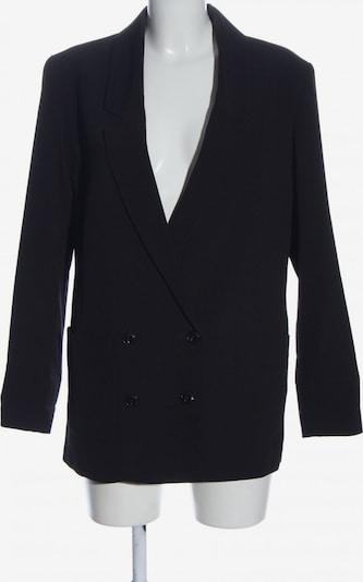 H&M Long-Blazer in S in schwarz, Produktansicht