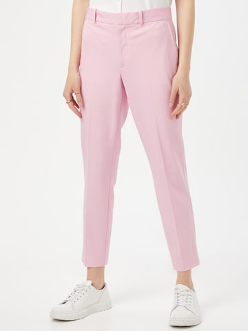 Polo Ralph Lauren Chino-püksid, värv roosa
