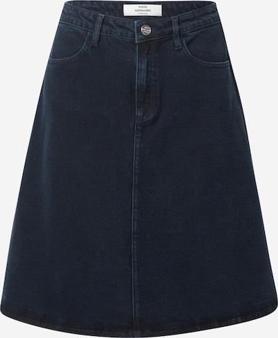MADS NORGAARD COPENHAGEN Rok 'Steffi' in de kleur Donkerblauw, Productweergave