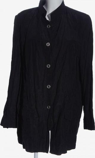 J Brand Regenmantel in 4XL in schwarz, Produktansicht