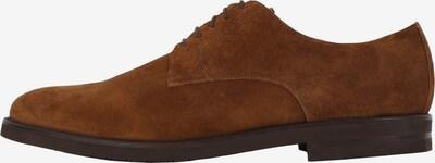 Scalpers Chaussure à lacets 'Parson' en marron, Vue avec produit