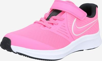 NIKE Zapatos deportivos en rosa / blanco, Vista del producto