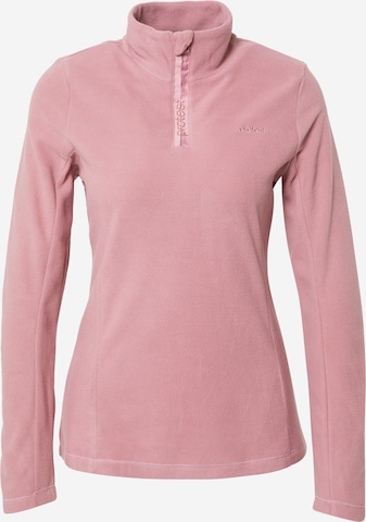 PROTEST Sportpullover 'MUTEZ' in Pink