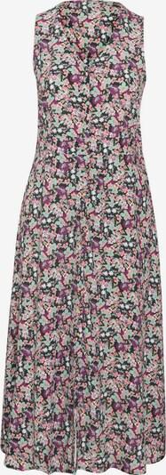 Promiss Kleid in grün / cyclam / schwarz, Produktansicht