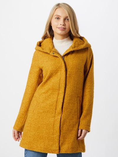 Sublevel Mantel in gelb, Modelansicht