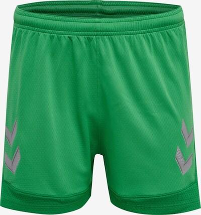 Hummel Pantalon de sport en vert pastel, Vue avec produit