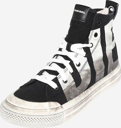 DIESEL Kotníkové tenisky 'ASTICO' - černá / bílá, Produkt