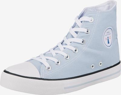 Inselhauptstadt Sneaker in hellblau, Produktansicht