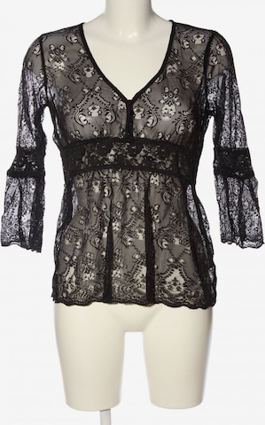 Lindex Blouse & Tunic in L in Black
