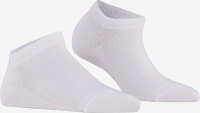 FALKE Enkelsokken in de kleur Wit, Productweergave