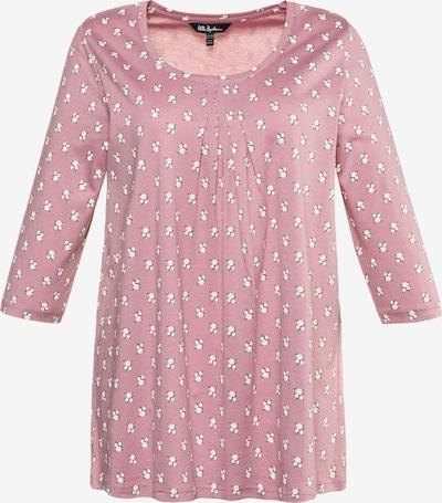 Ulla Popken Shirt in altrosa: Frontalansicht