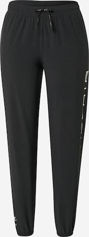 NIKE Παντελόνι φόρμας σε μαύρο