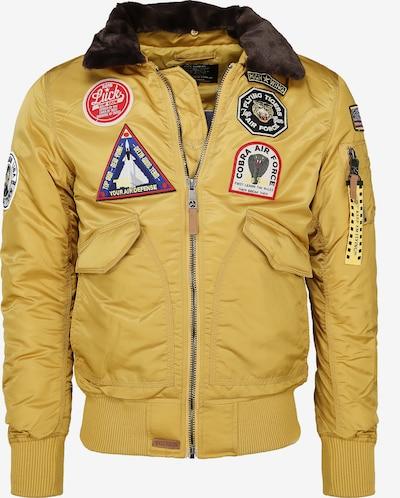 TOP GUN Between-Season Jacket in Yellow, Item view