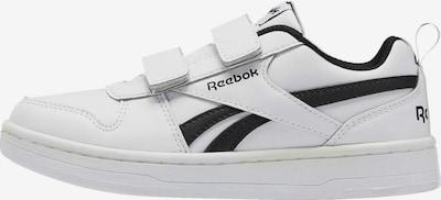 Reebok Classics Sneaker in schwarz / weiß, Produktansicht