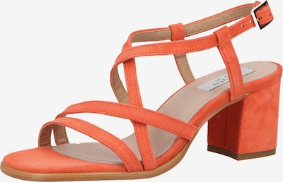 Steven New York Sandale in orange, Produktansicht