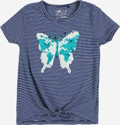 STACCATO Koszulka w kolorze granatowy / białym, Podgląd produktu