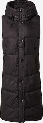 s.Oliver Vest in Black