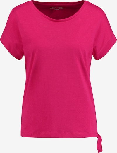 GERRY WEBER T-Shirt in pink, Produktansicht