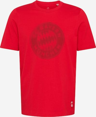 ADIDAS PERFORMANCE Koszulka funkcyjna w kolorze czerwony / ciemnoczerwonym, Podgląd produktu