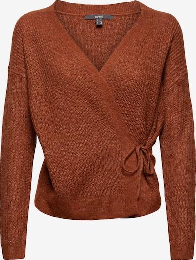 Esprit Collection Cardigan in braun, Produktansicht