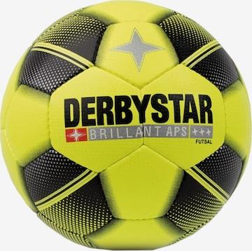 DERBYSTAR Ball in Gelb