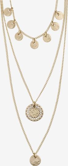 Pilgrim Halsband 'Arden' i guld, Produktvy