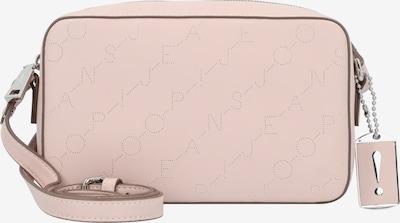 JOOP! Jeans Schoudertas 'Grafico' in de kleur Rosa, Productweergave