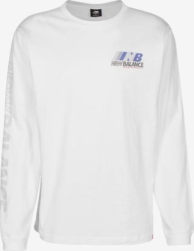 new balance Sweatshirt ' MT03510 ' in weiß, Produktansicht