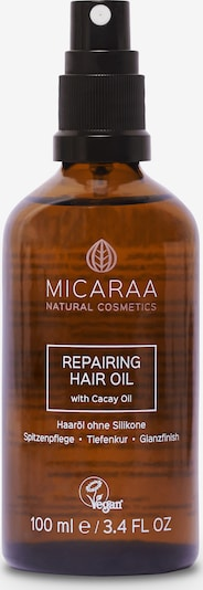 MICARAA Naturkosmetik Haaröl Natural Hair Oil 100ml in braun, Produktansicht