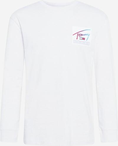 Tommy Jeans Shirt in navy / rot / weiß, Produktansicht