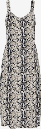 Vero Moda Tall Robe en gris / graphite / greige, Vue avec produit