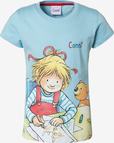 Conni T-Shirt in blau, Produktansicht