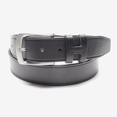 Hackett London Gürtel in XL in schwarz, Produktansicht