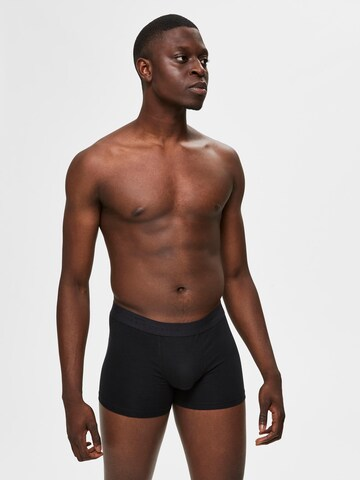 SELECTED HOMME Boxer shorts 'Aiden' in Black