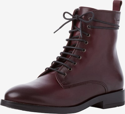 TAMARIS Lace-Up Ankle Boots in Dark red, Item view