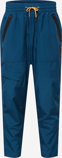 PUMA Sporthose 'FIRST MILE' en bleu violet / noir, Vue avec produit
