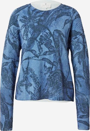 LIEBLINGSSTÜCK Pullover 'Karuna' in blau / dunkelblau, Produktansicht
