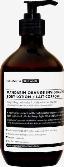Organic & Botanic Bodylotion 'Mandarin Orange' in weiß, Produktansicht
