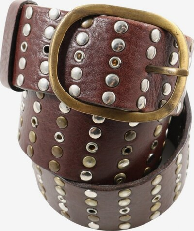 ABRO Belt in XS-XL in Brown, Item view