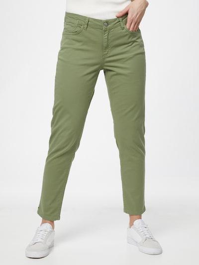 MORE & MORE Jeans in apfel, Modelansicht