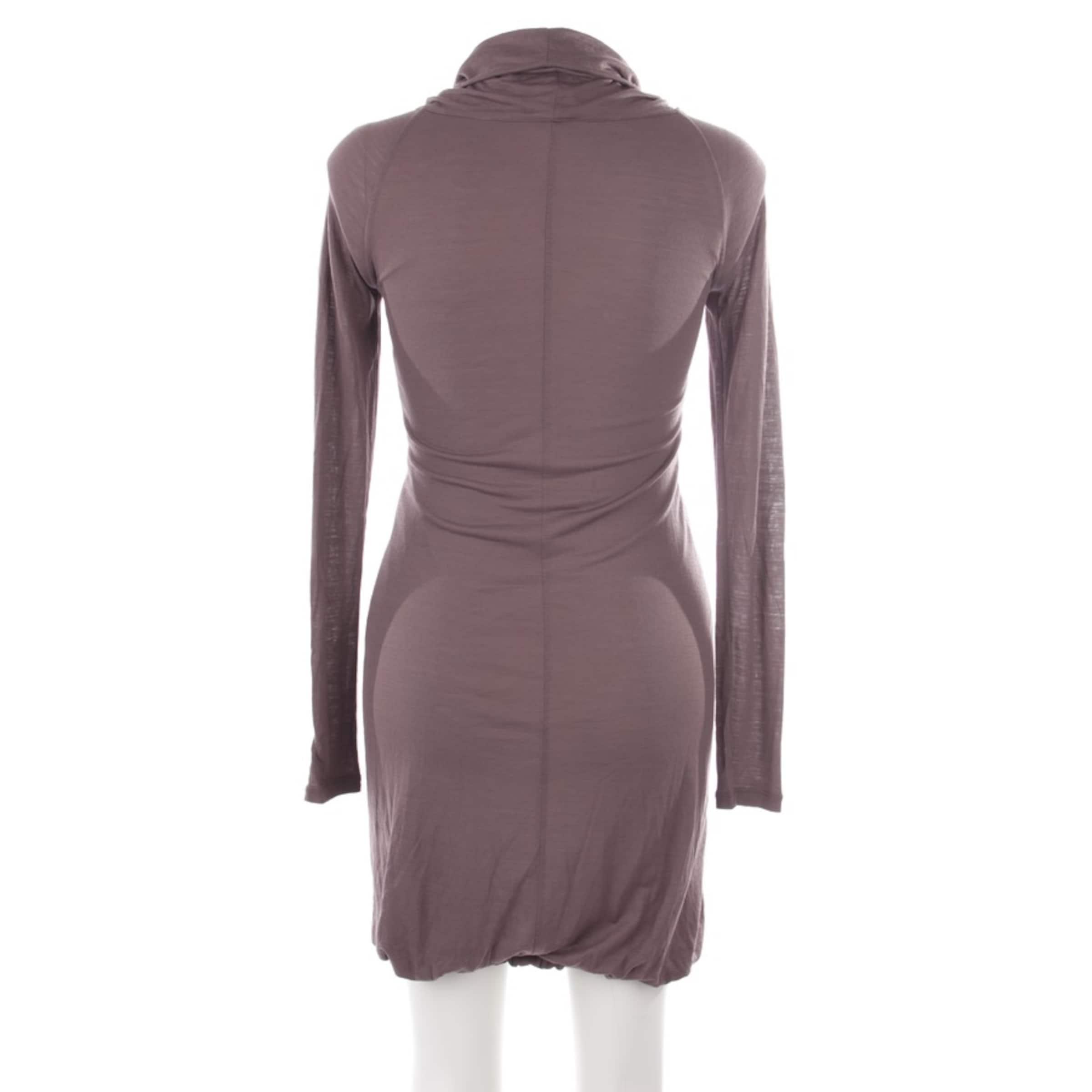 PATRIZIA PEPE Kleid in 32 in taupe