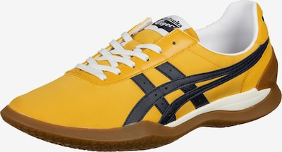 Onitsuka Tiger Athletic Lace-Up Shoes in yellow gold / Black, Item view