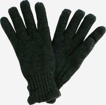 SAMAYA Full Finger Gloves in Grey
