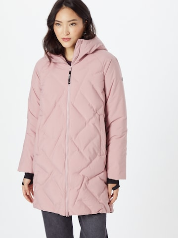 4F - Abrigo funcional en rosa